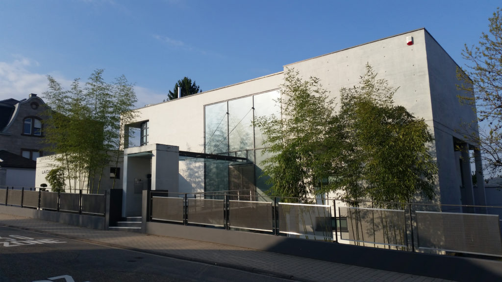 Fenster, Türen & Fassaden - Metallbau